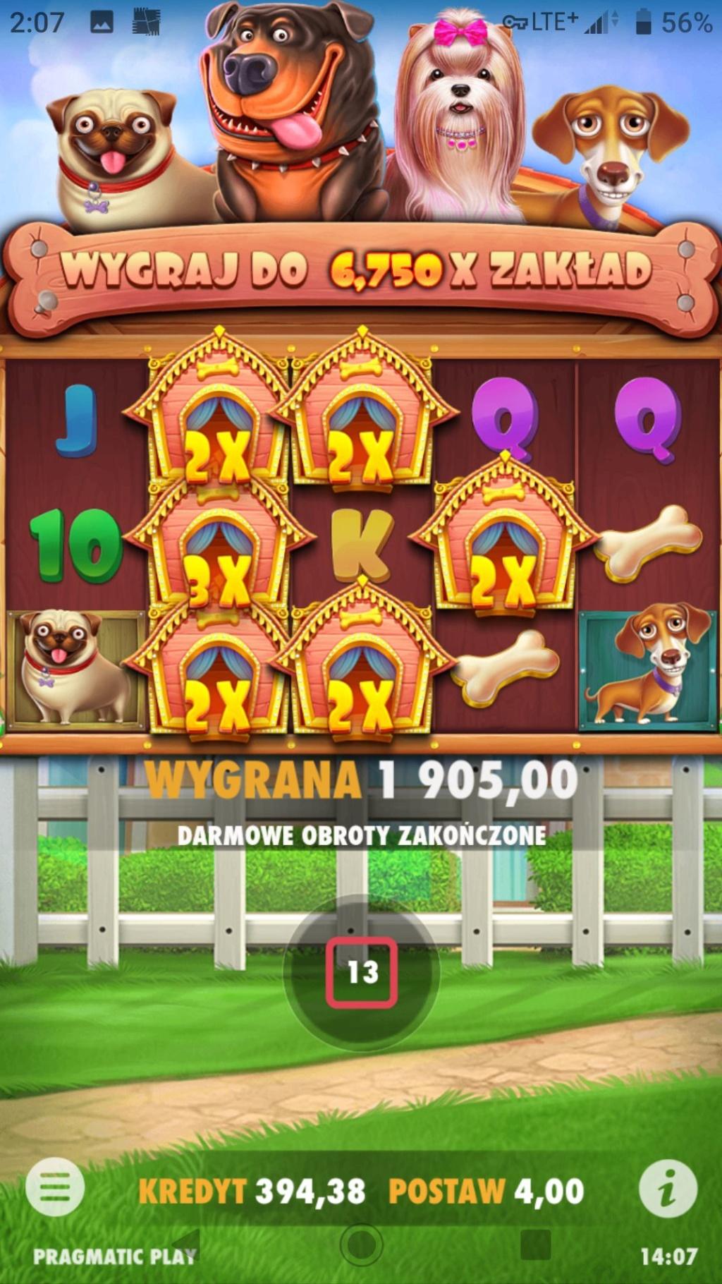 Screenshoty naszych wygranych (minimum 200zł - 50 euro) - kasyno - Page 34 33310