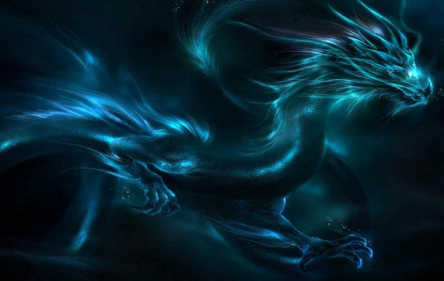 Les Dragons Bleus