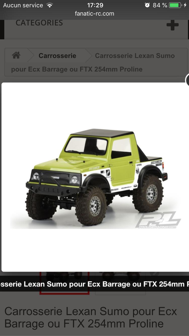 FTX outback LR90 2b9c0810