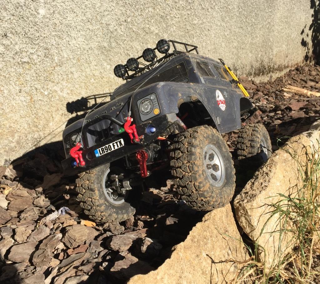 FTX outback LR90 3154e310