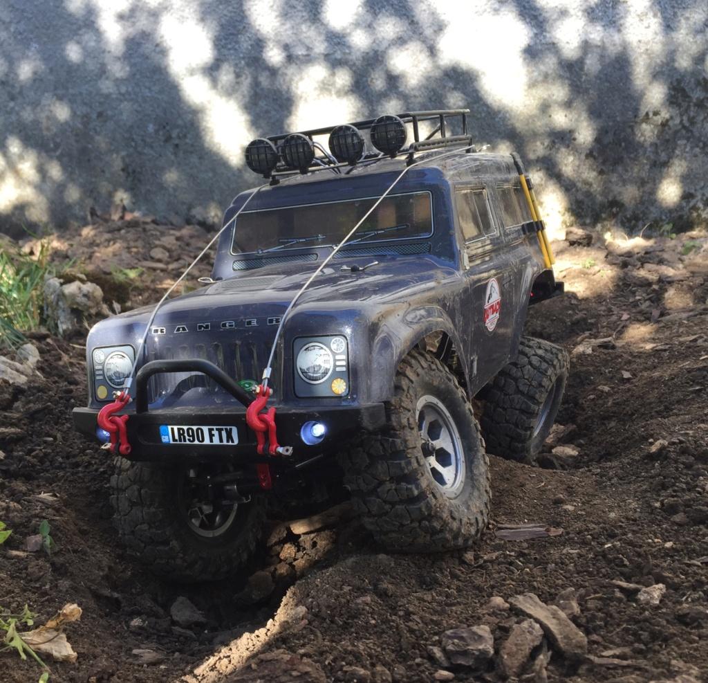 FTX outback LR90 Dd06e610