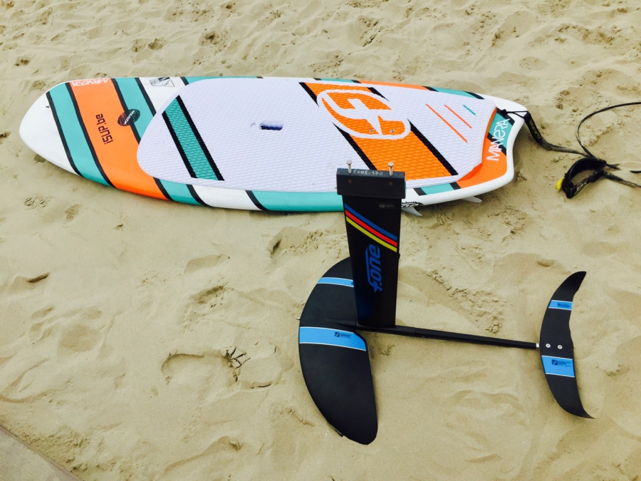 F-One Hydrofoil Carbon 65/1200 120010