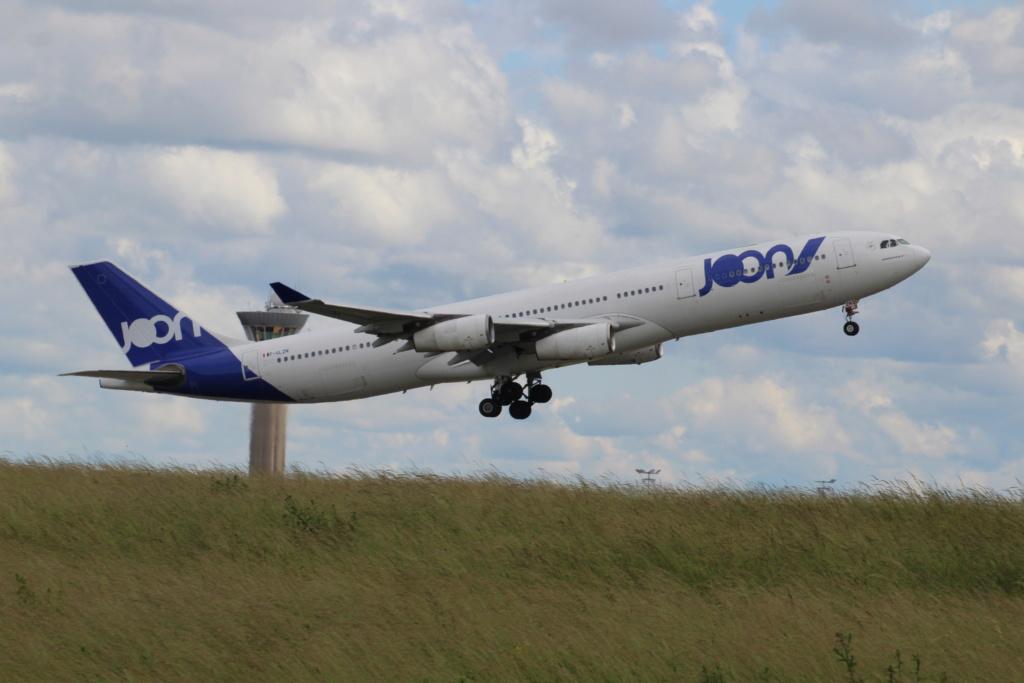 Roissy CDG Juin 2019 A340_j11