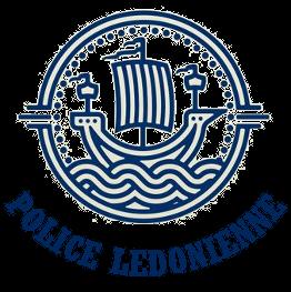 Insigne de la Police Lédonienne Police10
