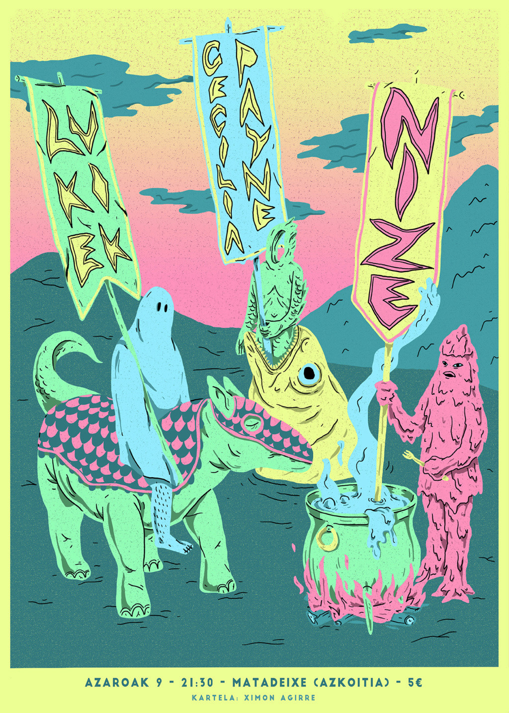 Agenda de giras, conciertos y festivales - Página 14 Poster10