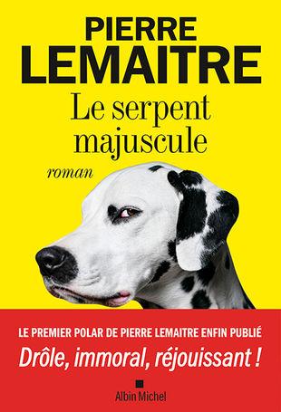[Lemaitre, Pierre] Le serpent majuscule  Ppm_me10