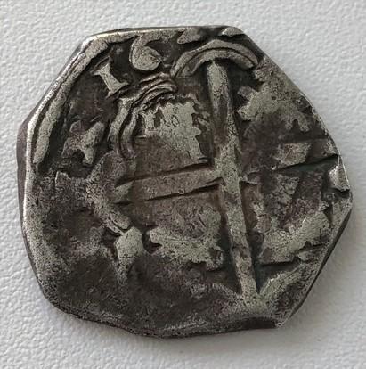 2 reales peninsulares 1629. Felipe IV 68123212
