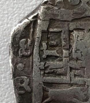 2 reales peninsulares 1629. Felipe IV 68123213