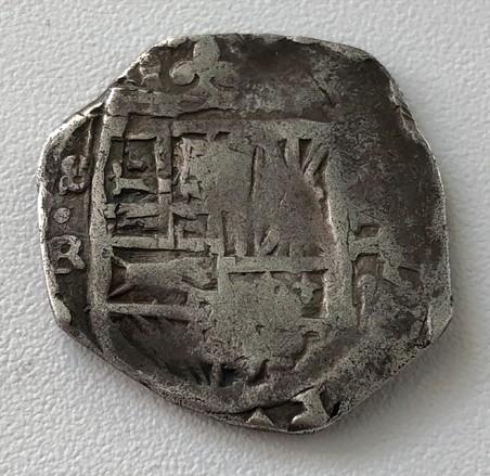 2 reales peninsulares 1629. Felipe IV 68123214