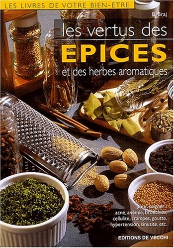 Les vertus des épices et des herbes aromatiques 61xb9w10