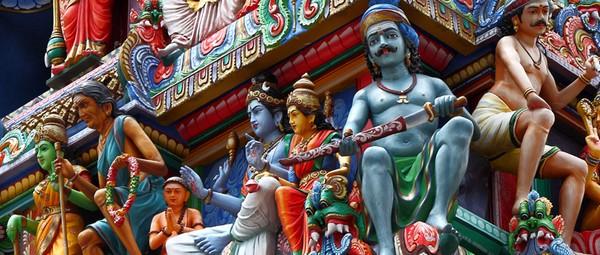 Les hindous vénèrent plus de 33 millions de dieux ! Hindou10