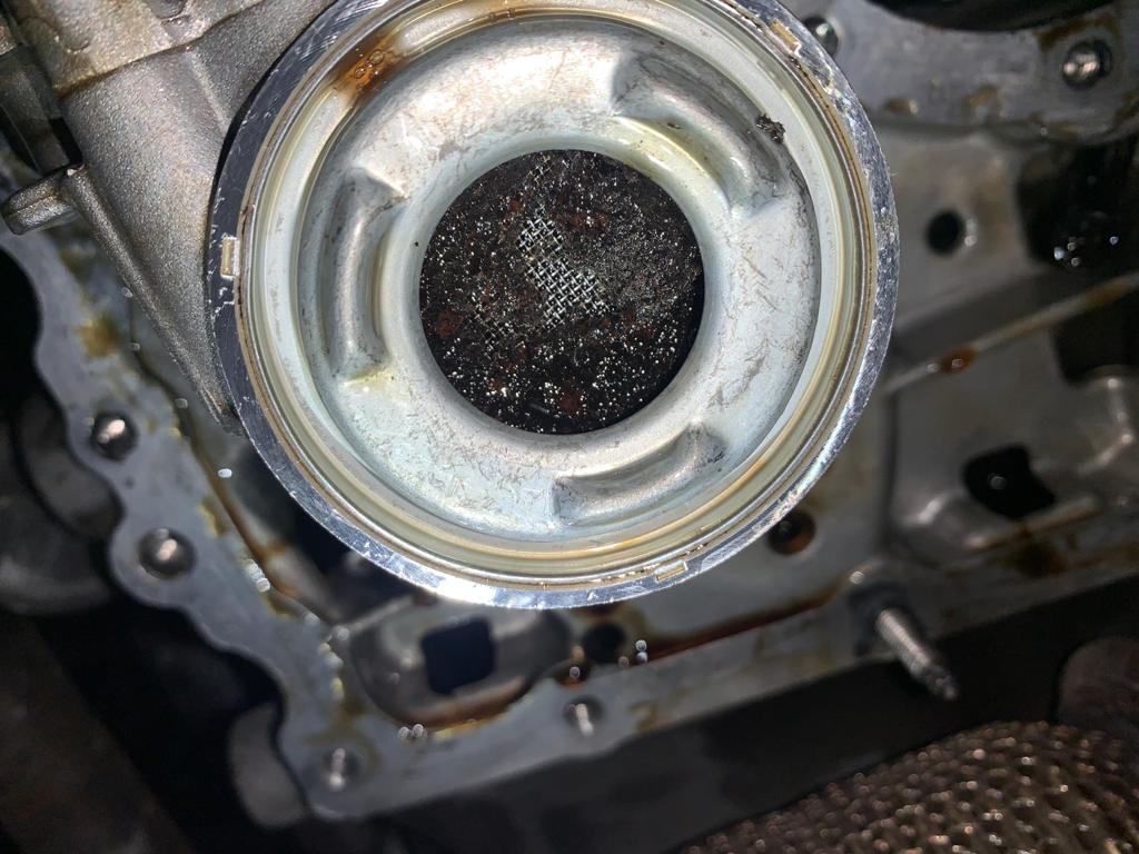 Problema con el motor 16067710