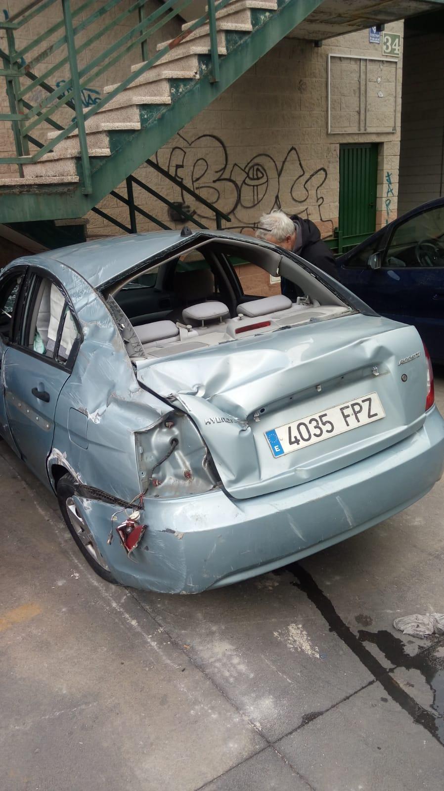 Si conduces un Hyundai Accent 2006-2008 te puedes estar jugando la vida Img-2011