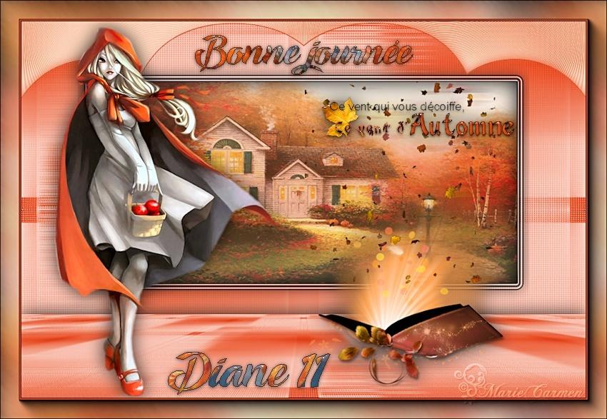 Salut,bonjour,bonsoir,bonne nuit, a bientôt... - Page 2 Diane113