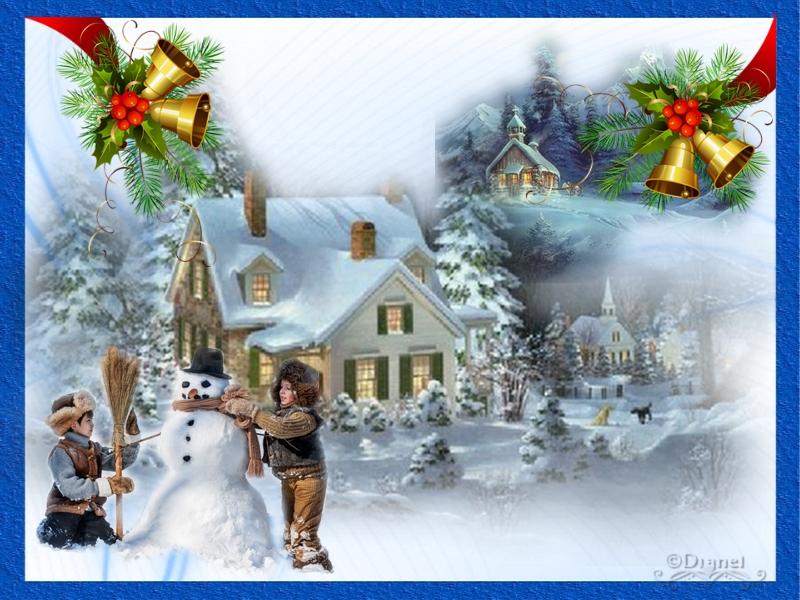 Défi du 12 Décembre / Cloches de Noël Sans_573