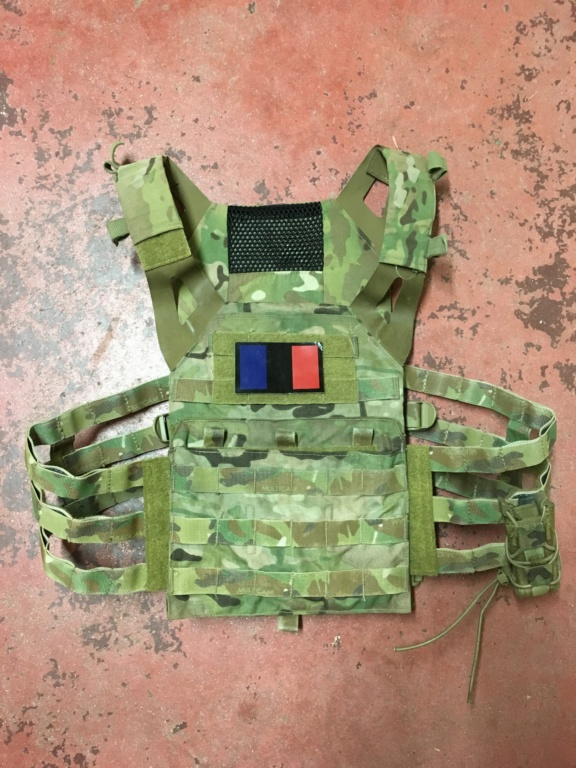 Plate carrier CRYE PRECISION JPC multicam Img_1810