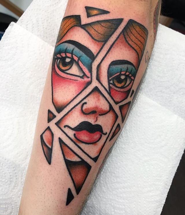 Cuando el tatuaje se convierte en arte...(Grandes tatuadores) - Página 19 07465110