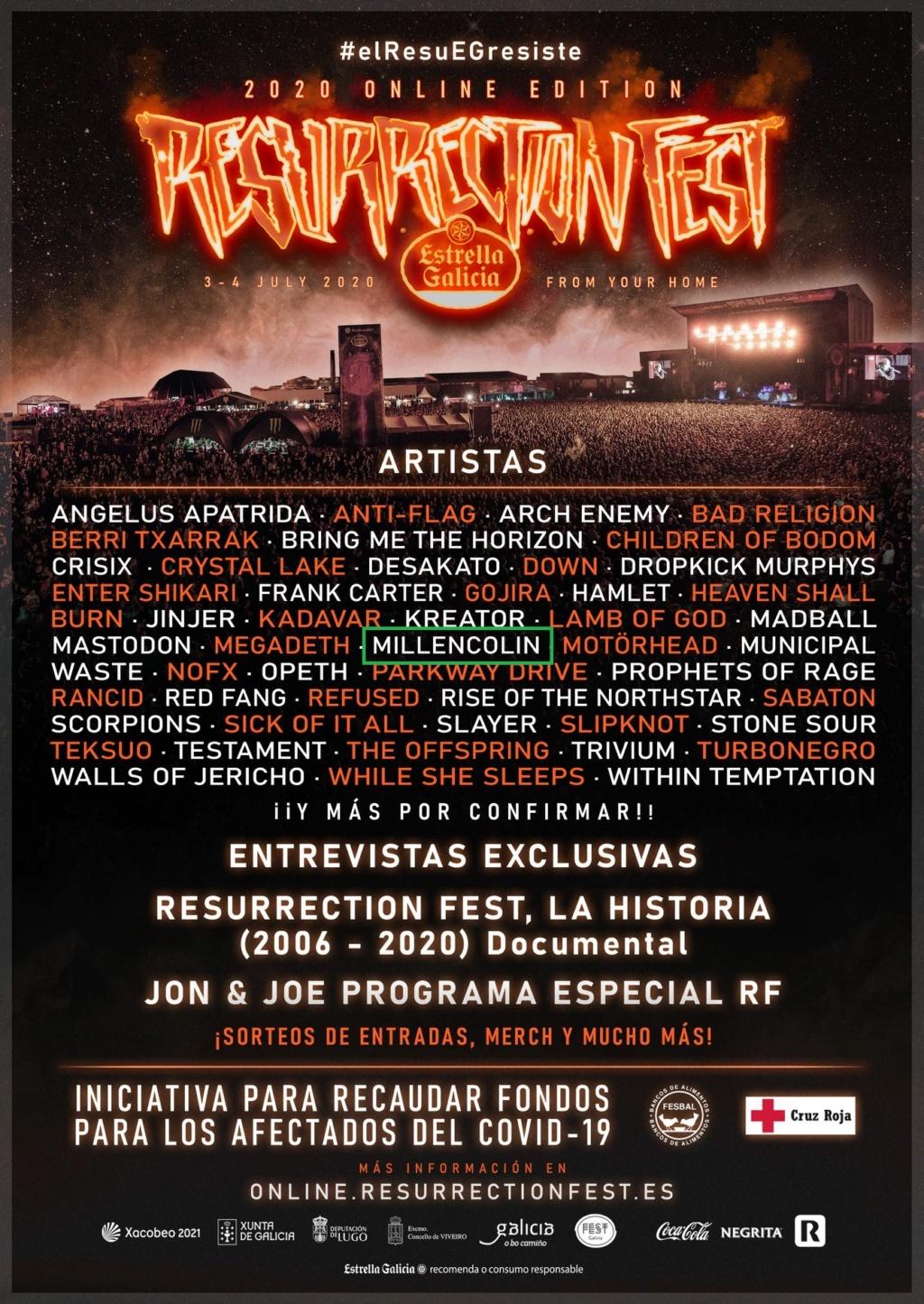 Resurrection Fest Estrella Galicia 2021. (2 - 5 Junio) System of a Down, Deftones, KoRn - Página 10 10548510