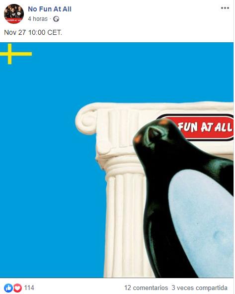 BAD RELIGION + Suicidal Tendencies + Millencolin (de gira en 2022 por la península) - Página 2 Captur11