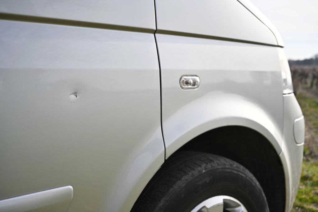 Vente Multivan T5 2,5 TDi 130  CONFORT 2007 - 261 000 km - VENDU Fm2_4210
