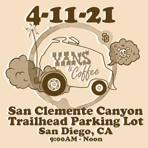 Vans & Coffee - San Diego - 4/11/2021 Vansan58