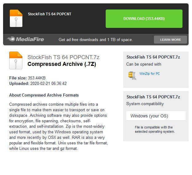Stockfish Multi-3 Combination - Page 2 A110