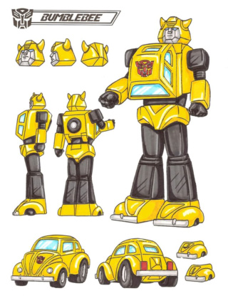 [Masterpiece] MP-45 Bumblebee/Bourdon v2.0 - Page 3 Bumble10