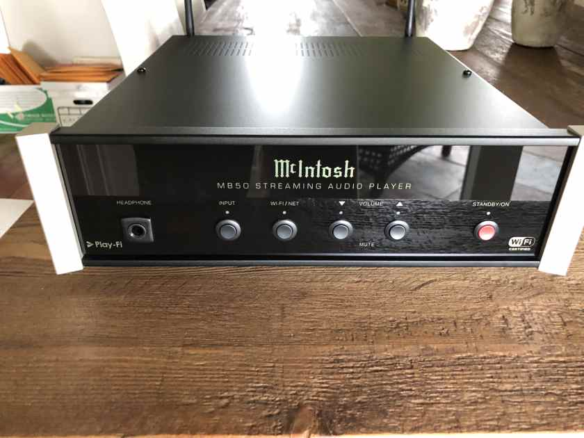 McIntosh MB50 Vs. Gold Note DS-10 1be2dd10