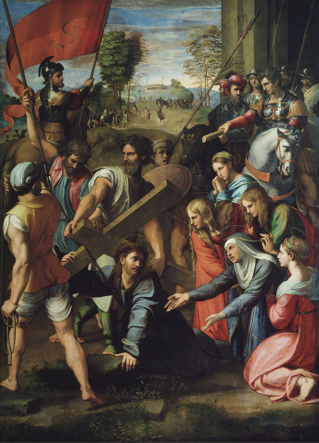 Jésus, le Christ - II - Page 18 Christ11