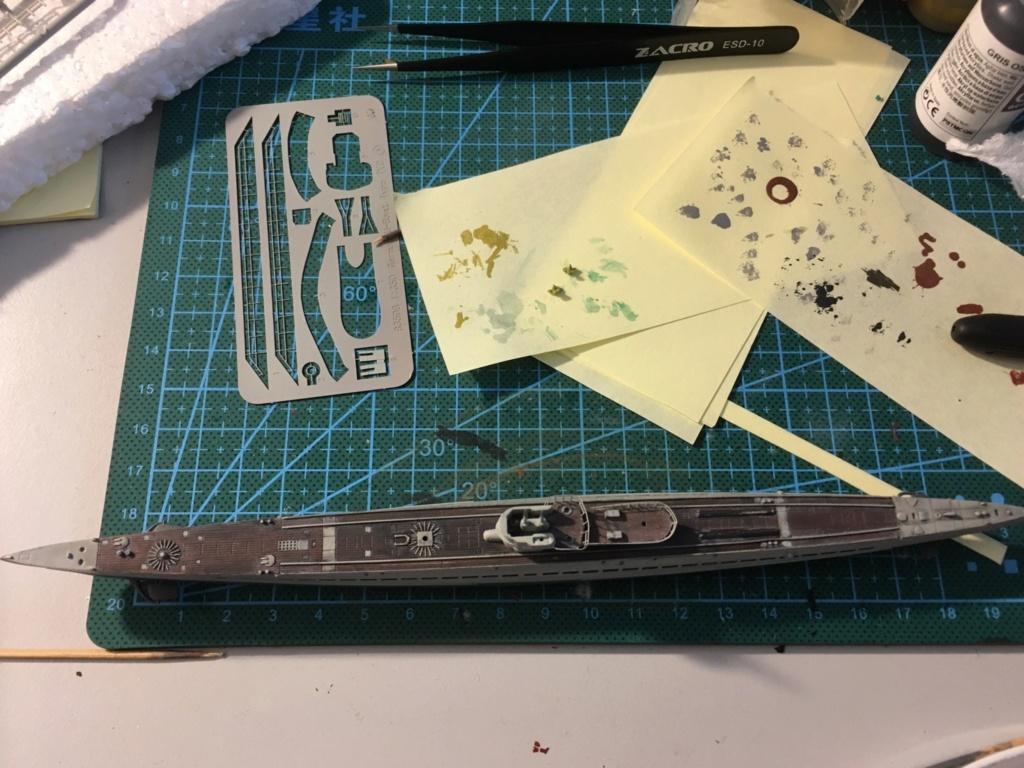 U-Boat Type IX - Hobbyboss 1/350 00fcc710