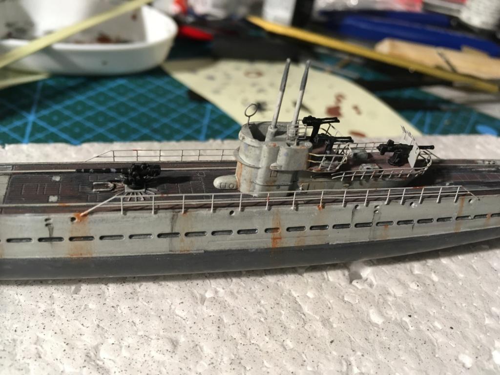 U-Boat Type IX - Hobbyboss 1/350 071ab510