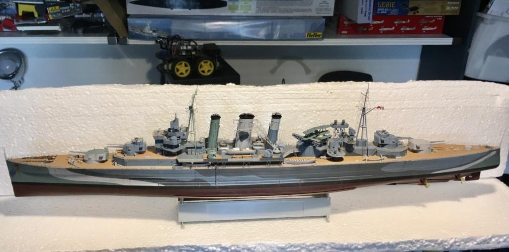 Croiseur lourd HMS Kent - 1/350 - Trumpeter - Eric78 - Page 3 073cbb10
