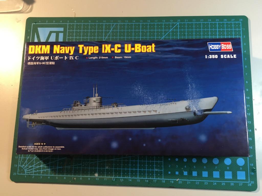 U-Boat Type IX - Hobbyboss 1/350 0cde1510