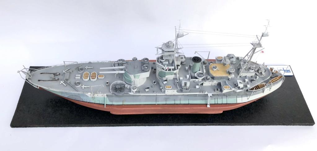 HMS Abercrombie - 1/350 -Trumpeter. Eric78 0df7b610