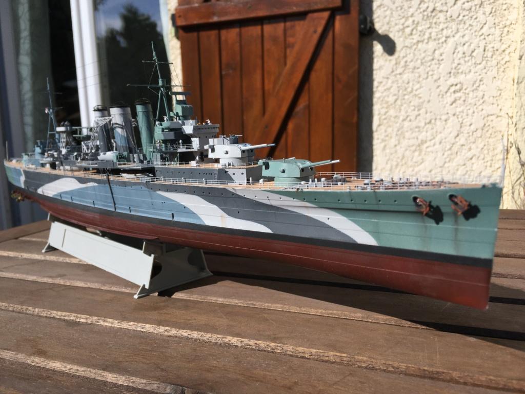 Croiseur lourd HMS Kent - 1/350 - Trumpeter - Eric78 - Page 3 11a44910