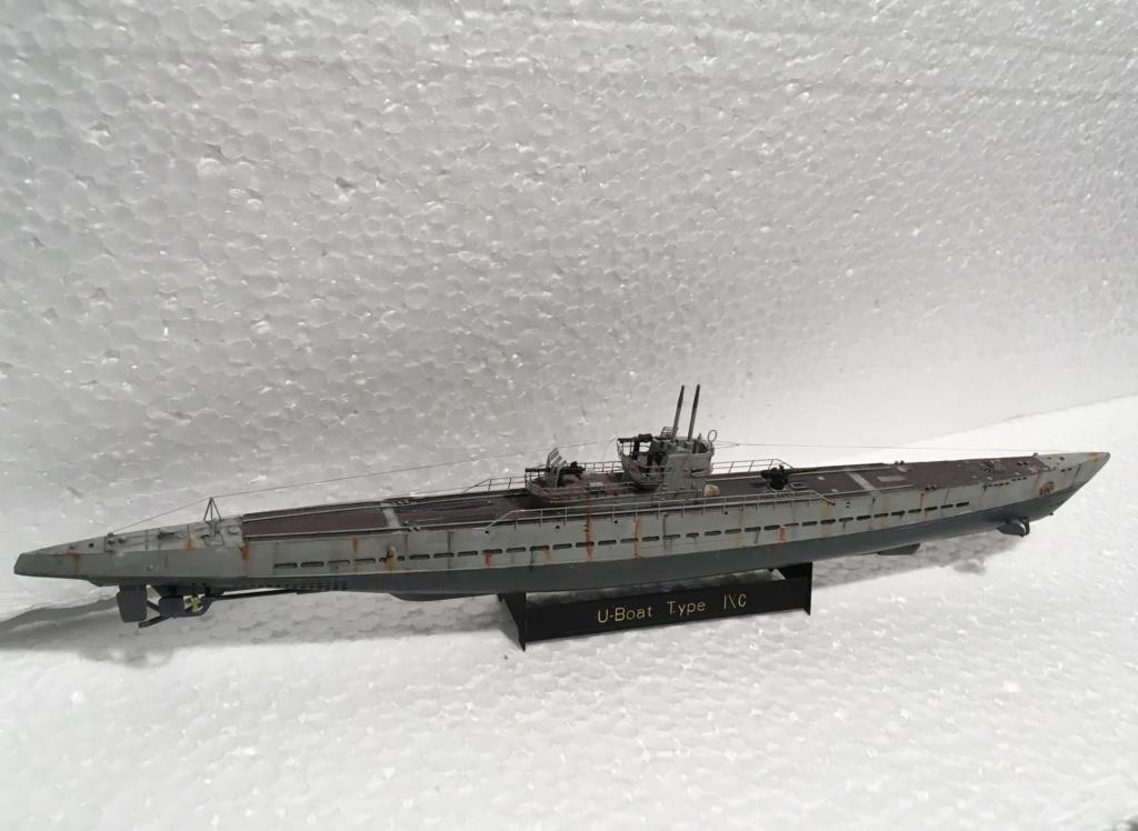 U-Boat Type IX - Hobbyboss 1/350 - Page 2 160fd810