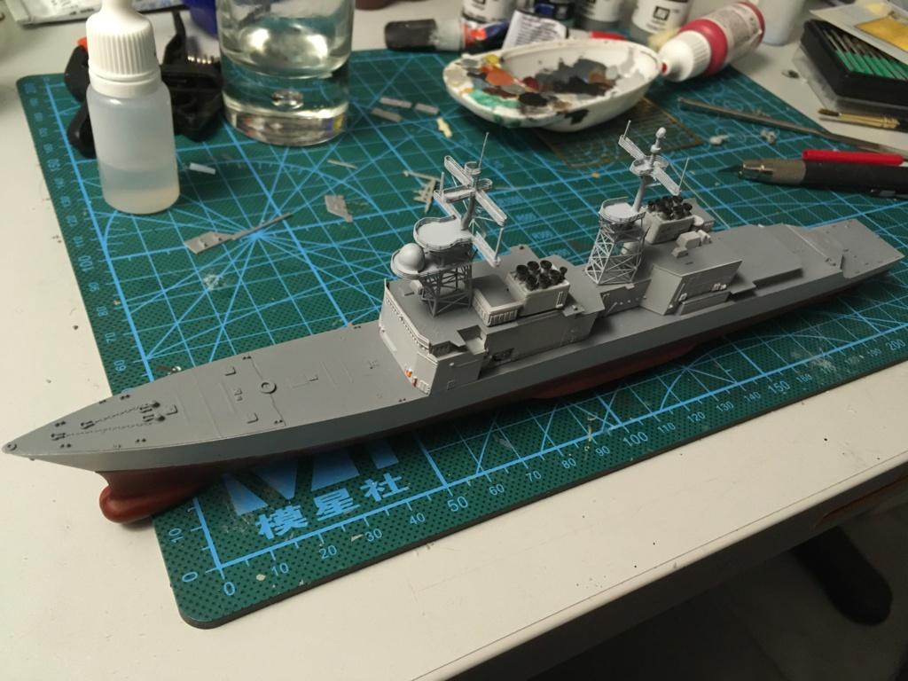 Destroyer USS Spruance DD963 - 1/700 Dragon  16da2010