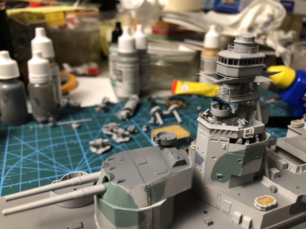 HMS Abercrombie Monitor - 1/350 Trumpeter - Eric78 - Page 2 17712610