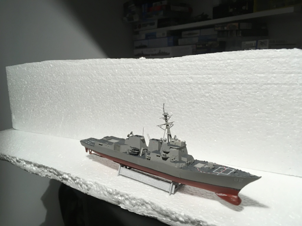 Destroyer USS Momsen DDG-92 -Hobbyboss 1/700 1816a110