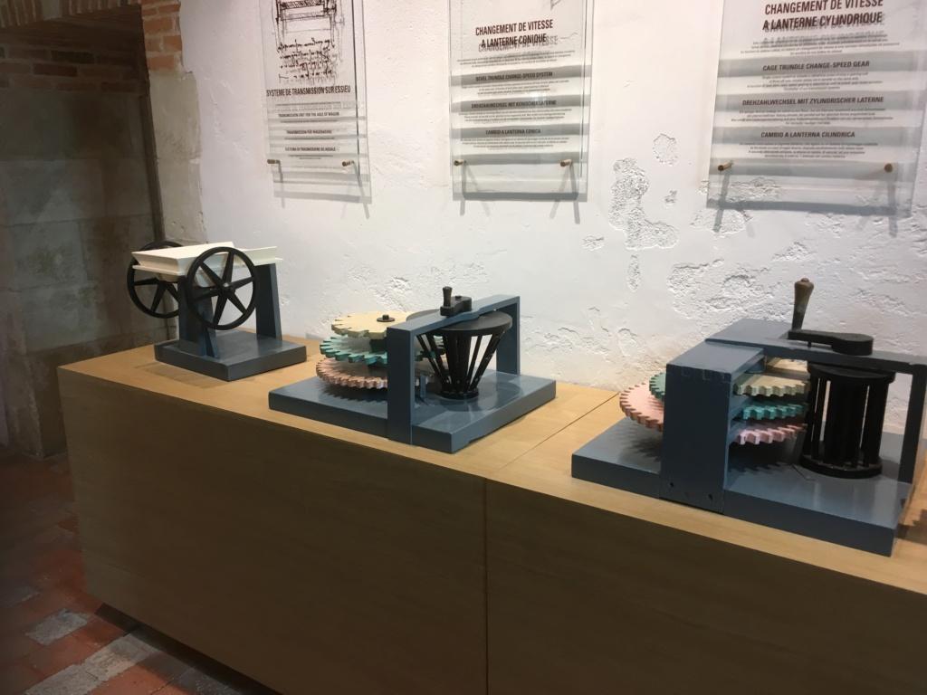 Les machines de Léonard de Vinci 18f1b710