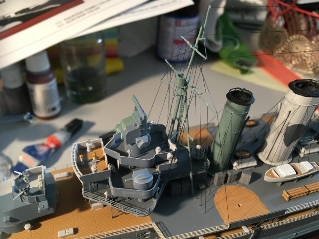 Croiseur lourd HMS Kent - 1/350 - Trumpeter - Eric78 - Page 3 19963110