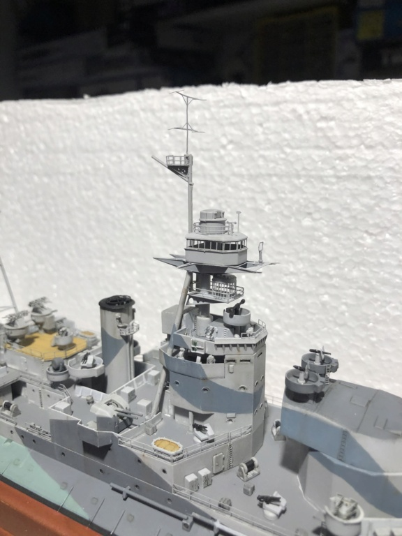 HMS Abercrombie Monitor - 1/350 Trumpeter - Eric78 - Page 2 20afd010