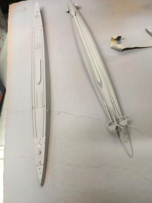 U-Boat Type IX - Hobbyboss 1/350 236feb10