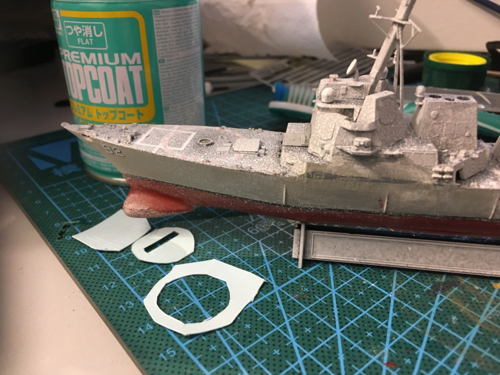 Destroyer USS Momsen DDG-92 -Hobbyboss 1/700 24042e10