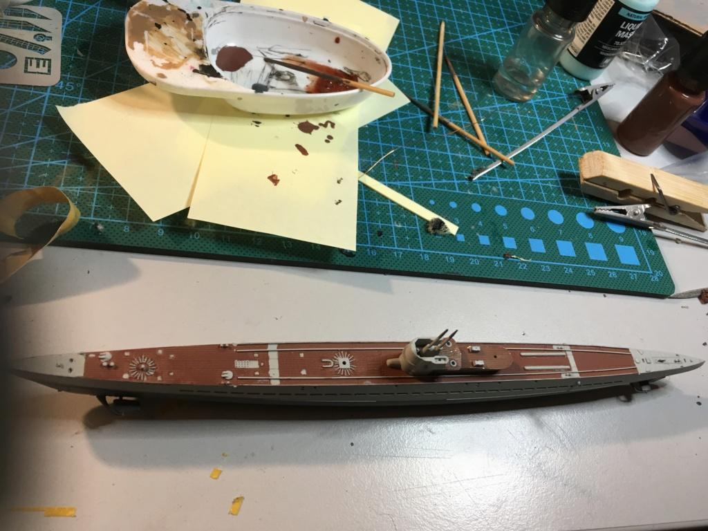 U-Boat Type IX - Hobbyboss 1/350 24992210