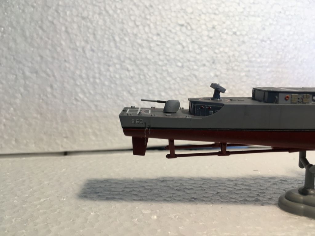 Destroyer USS Spruance DD963 - 1/700 Dragon  262d1c10