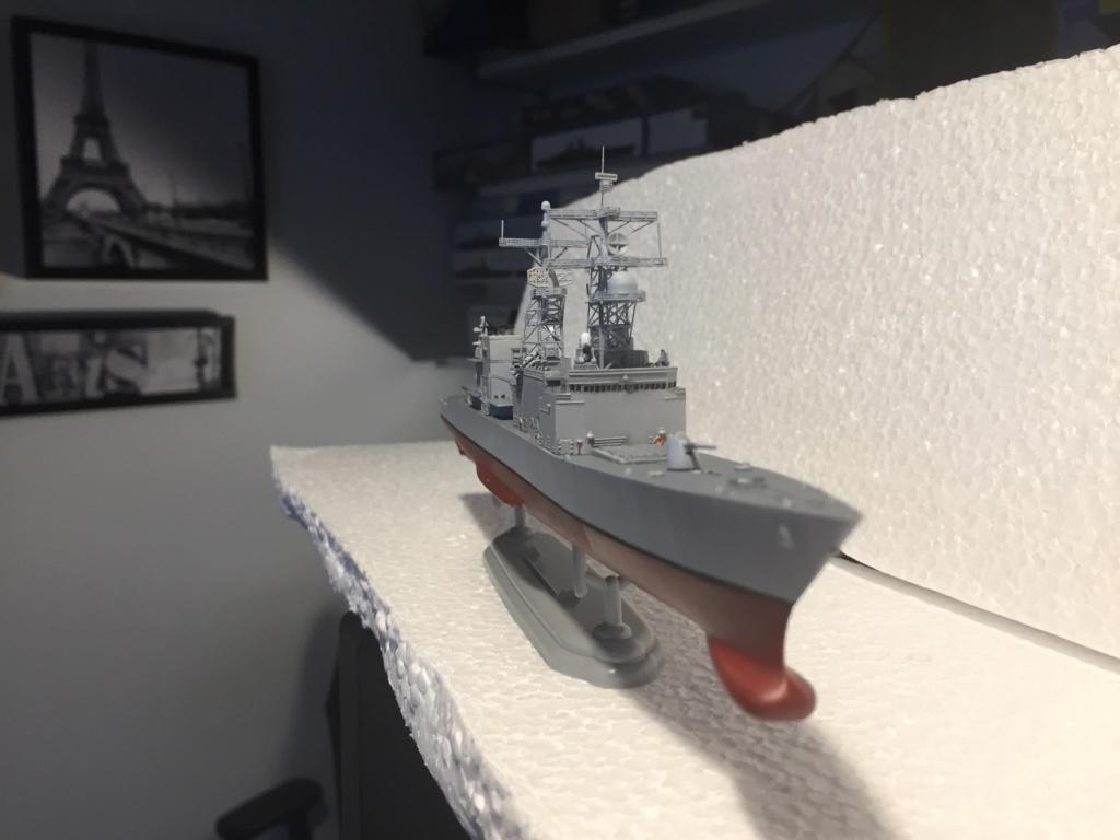 Destroyer USS Spruance DD963 - 1/700 Dragon  26433e10