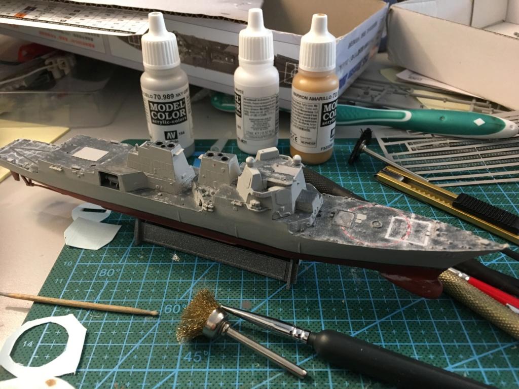 Destroyer USS Momsen DDG-92 -Hobbyboss 1/700 26ec6f10