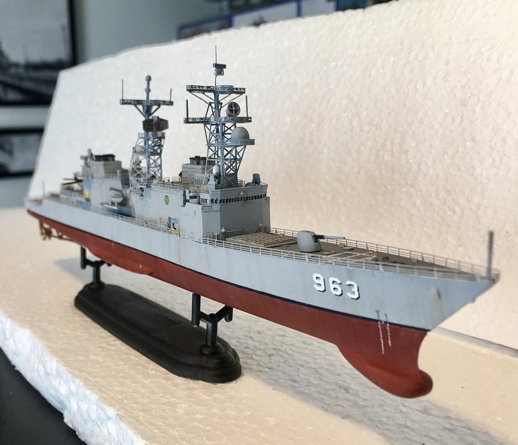 Destroyer USS Spruance DD963 - 1/700 Dragon  2732ef10