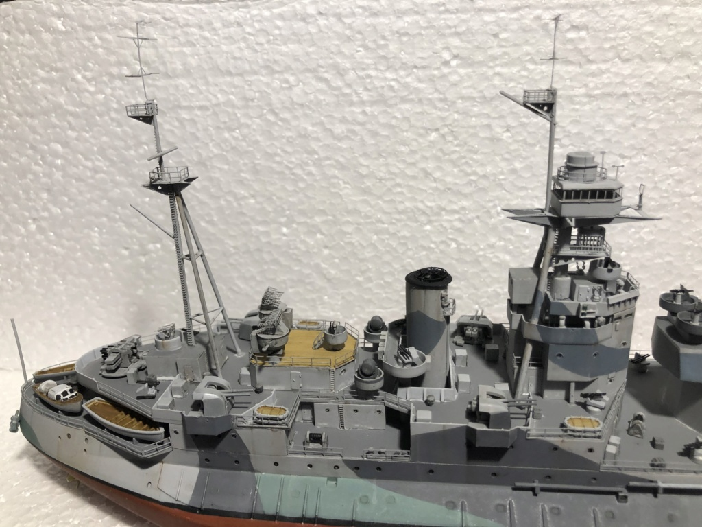 HMS Abercrombie Monitor - 1/350 Trumpeter - Eric78 - Page 2 27623f10